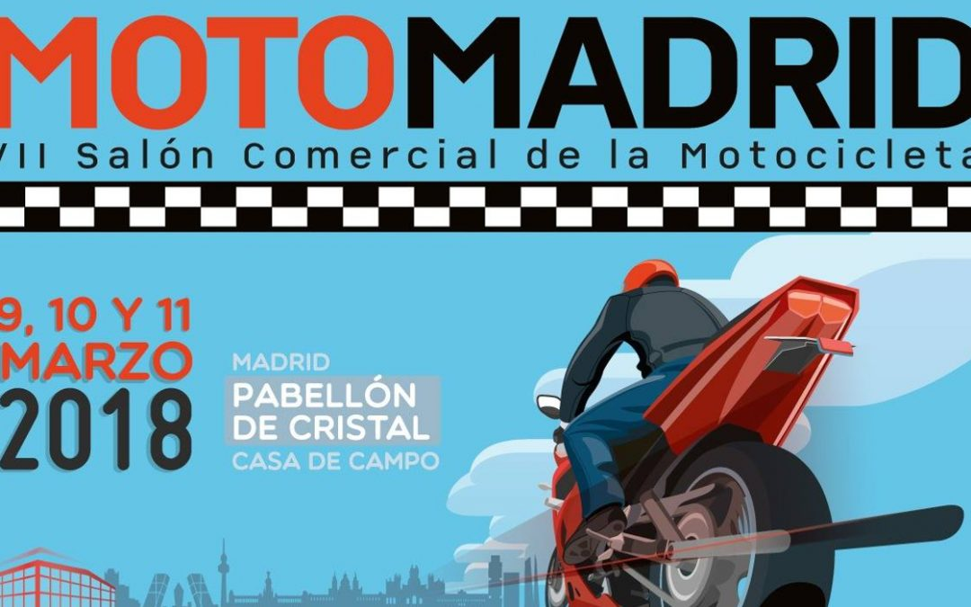 EVENTO MOTOMADRID  2018